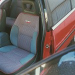 car interior upholstery